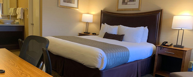 Santa Clara Guest Rooms