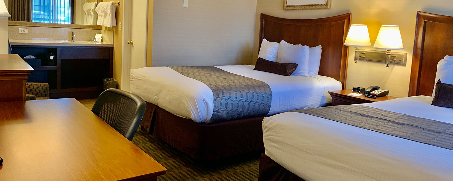 STAY AT OUR SANTA CLARA HOTEL FOR BUSINESS OR LEISURE